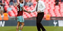 """Burnley bevestigt het slechte nieuws voor Steven Defour: """"Waarschijnlijk mist hij het WK"""""""