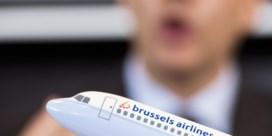 Protestgolf tegen afbouwBrussels Airlines