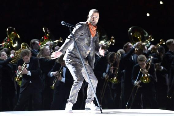 Justin Timberlake oogst kritiek om Prince-eerbetoon tijdens Super Bowl