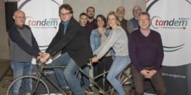 Groen-rode Tandem gaat voluit voor burgemeesterssjerp