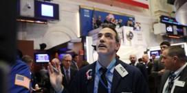 Grootste dagverlies voor Dow Jones in jaren