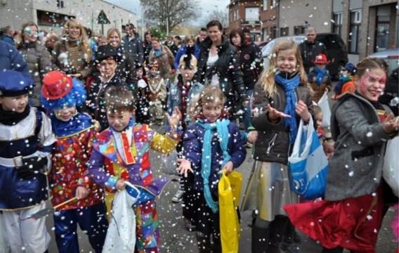 Deze gemeenten verbieden confetti tijdens carnaval