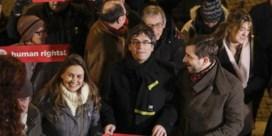 Puigdemont wil Catalaanse regering in Brussel