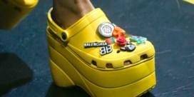 Lelijkste schoen ter wereld vliegt de deur uit
