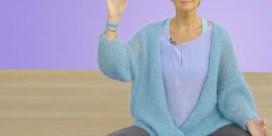 Ingeborg wil heel Vlaanderen aan de yoga