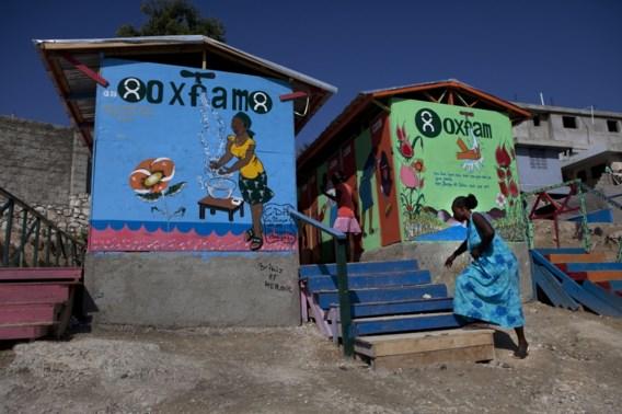 'Prostituees in Haïti werden betaald met privémiddelen, niet met geld van Oxfam'