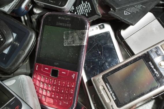 'Inzameling van afgedankte smartphones is een ramp'