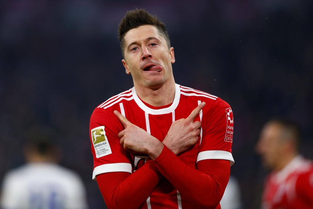 Lewandowski Heynckes