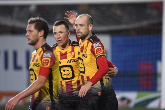 Pedersen bezorgt KV Mechelen zege tegen Eupen