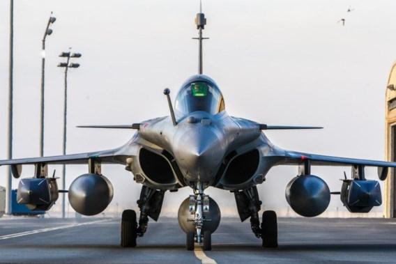 Ambassades lobbyen voluit mee voor vervanging F-16's