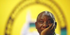 ANC zendt Zuma weg
