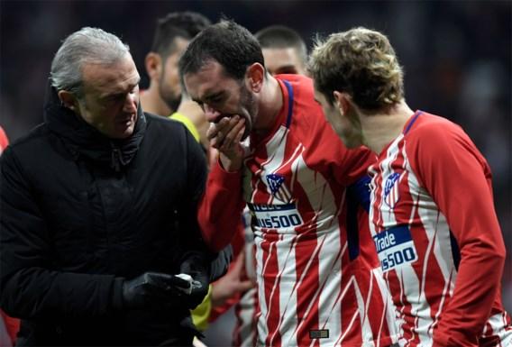 Atlético Madrid kan in Kopenhagen opnieuw rekenen op onverzettelijke Godin