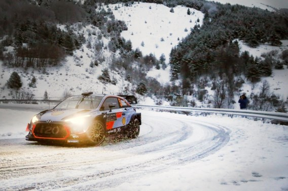 Neuville en co krijgen in Rally van Zweden ouderwetse sneeuwrace voor de kiezen