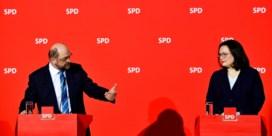 Leden pikken geruisloze wissel top SPD niet