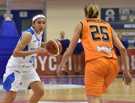 Brusselse Hind Ben Abdelkader tekent bij Indiana Fever in de WNBA