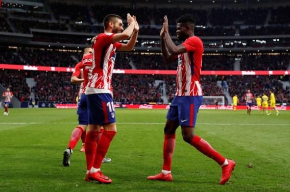 Chinese vastgoedreus verkoopt zijn belang in Atlético Madrid