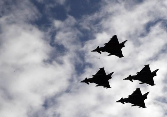 Aankoop F-16's: 'Regering niet verplicht te kiezen tussen Eurofighter en F-35'