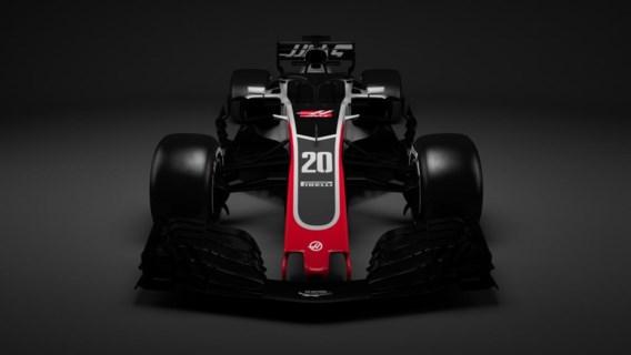Haas F1 team verrast en stelt als eerste haar nieuwe F1-bolide voor