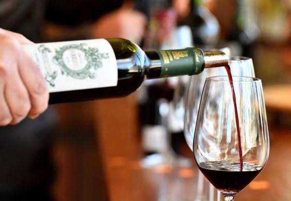 Belg drinkt weer meer Franse wijn