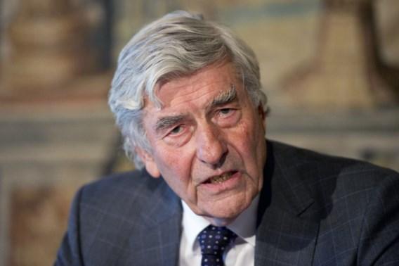 Nederlandse ex-premier Ruud Lubbers overleden: 'Groot staatsman verloren'