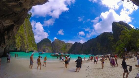 Eén van de bekendste stranden ter wereld afgesloten voor toeristen