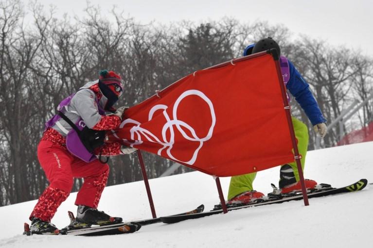 Nu ook olympische vrouwenslalom uitgesteld: Vanreusel en Decroix moeten wachten tot vrijdag