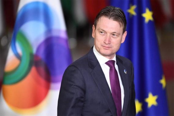Nederlandse koning aanvaardt ontslag Zijlstra