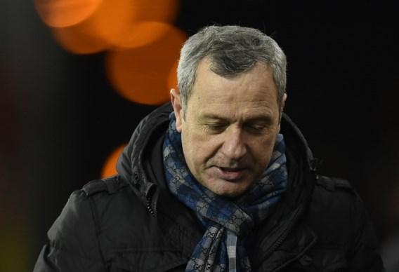 Mircea Rednic ontslagen als coach van Moeskroen
