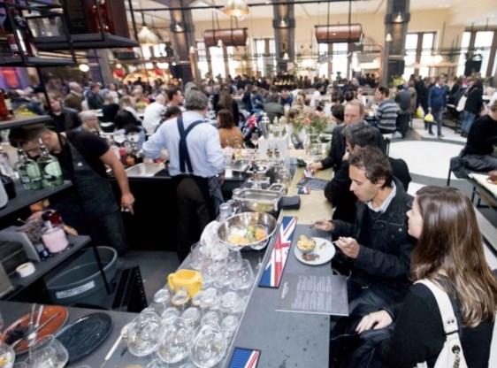 Antwerpse foodmarket Mercado sluit (voorlopig) de deuren