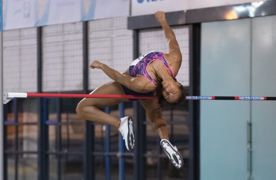 Nafi Thiam test wintervorm op BK indoor, Eline Berings topfavoriete voor 60 meter horden