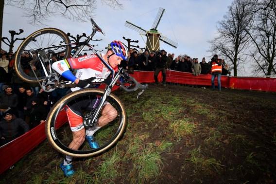 Vestingcross Hulst zoekt opvolger voor Mathieu van der Poel