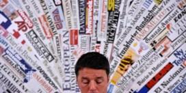 De Icarus-vlucht van 'golden boy' Matteo Renzi