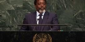 Congolese president Kabila opnieuw betrokken bij verkeersongeval