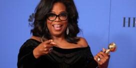 Trump over Oprah: 'Ik hoop dat je opkomt, dan kan ik je verslaan'