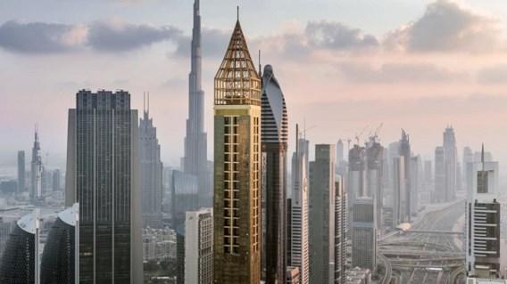 Hoogste hotel ter wereld zwaait de deuren open