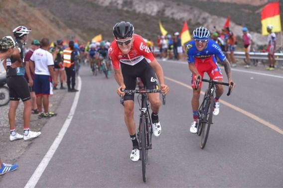 Drie renners bij Lotto Soudal dubbelen in openingsweekend