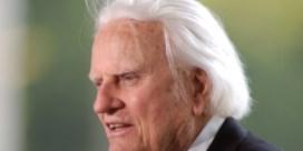 Invloedrijke Amerikaanse predikant Billy Graham overleden