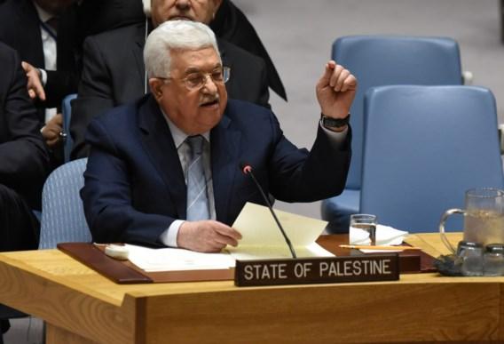 Palestijnse president Abbas eist volwaardig lidmaatschap VN