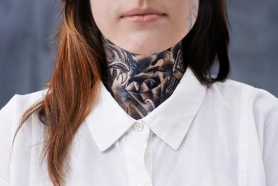 Geen tattoos meer op de arm der wet