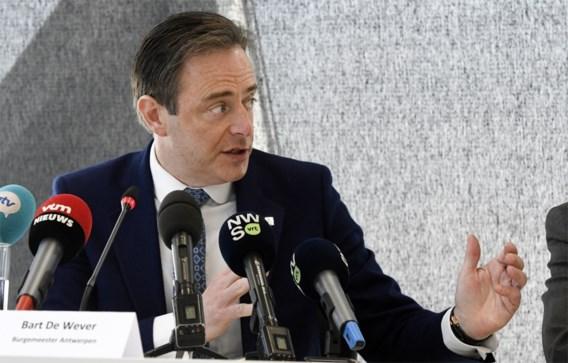 De Wever over Borgerhout: 'Nog tandje bijsteken'