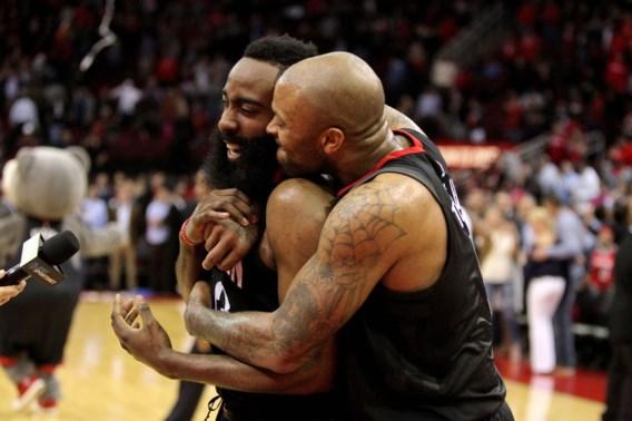 NBA. Harden zet gek record neer, Golden State loopt zware nederlaag op