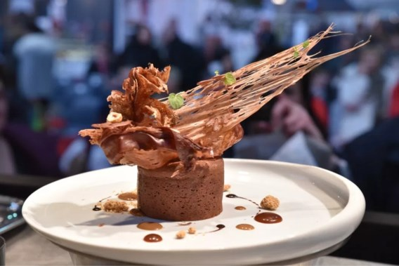 Chocoladesalon viert bier en chocolade