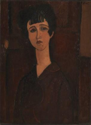 Modigliani, gedroomd doelwit voor vervalsers