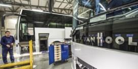 Van Hool haalt 'grootste Europese order' voor waterstofbussen binnen