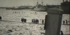 In 1947 was het zo koud dat de Schelde dichtvroor