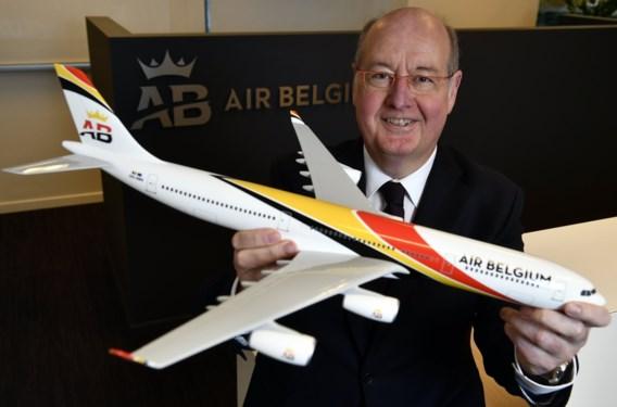 Eerste vliegtuigen Air Belgium in België