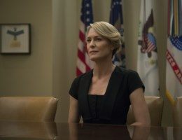 House of Cards pakt uit met Claire