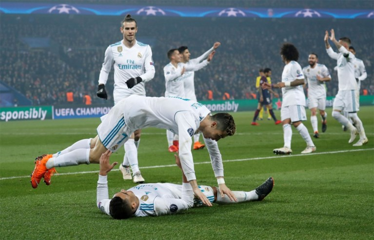 No Neymar, no party: PSG kansloos uitgeschakeld door Real Madrid in Champions League