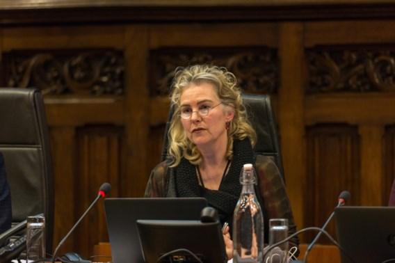 Museumdirectrice Catherine de Zegher tijdelijk geschorst