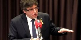 Catalaanse regering houdt vast aan Puigdemont